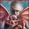 Anne Stokes Protectors Cards