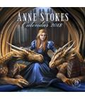 Anne Stokes Calendar 2018