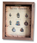 Aztec Tesoro - Display