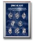Fire & Ice - Display