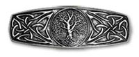 Tree of Life Barrette