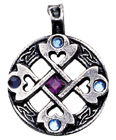 Celtic Cross - Heart