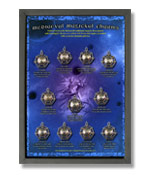 Briar Mediaeval Magick Charms - Display