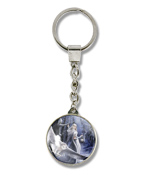 Midnight Messenger Keyring