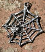 Cobweb Pendant