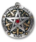 Sir Gawain's Glyph Pentagram