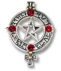 Venusian Pentagram