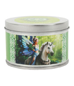 Anne Stokes Realm of Enchantment Candle