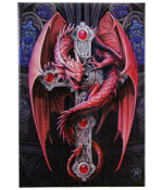Gothic Guardian Magnet