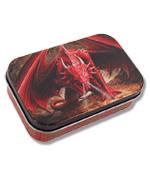 Dragon's Lair Metal Tin