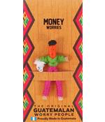 Money Worry Doll