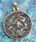 Viking Bracteate