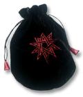 Tarot Bag - Double Pentagram
